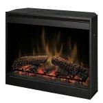 <b>【Dimplex】</b><オヴェーション>マントルピース用電気式暖炉本体(30inch)1000W・1500W(W802×D287×H667mm)