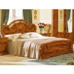 <B>【LEONARD】</B><レオナルド>イタリア製〜ベッド(W182×D214×H125cm)