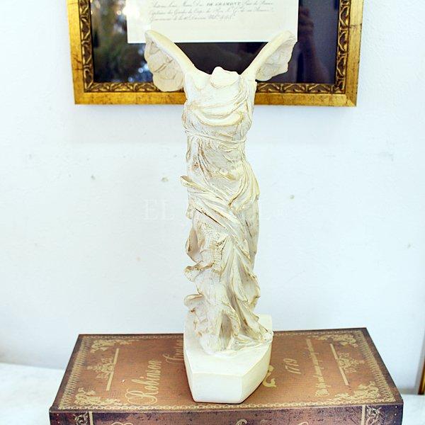 【即納可!】【Dutch Style-オランダ】アンティーク調ミケ像(H33×20×14cm)