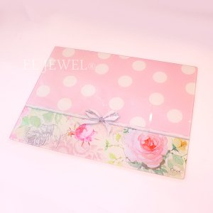 <b>【完売】【フランス-Orval】</b>カッティングボード L「ROSE COTTAGE」40×30cm<img class='new_mark_img2' src='https://img.shop-pro.jp/img/new/icons47.gif' style='border:none;display:inline;margin:0px;padding:0px;width:auto;' />