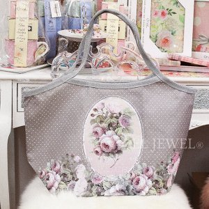 <b>【即納可!】【フランス-Orval】</b>ビッグ・ショッピングバッグ「ROSE PARIS」<img class='new_mark_img2' src='//img.shop-pro.jp/img/new/icons1.gif' style='border:none;display:inline;margin:0px;padding:0px;width:auto;' />