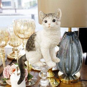 <b>【即納可!】</b>子猫のオブジェ ベニーズキャット