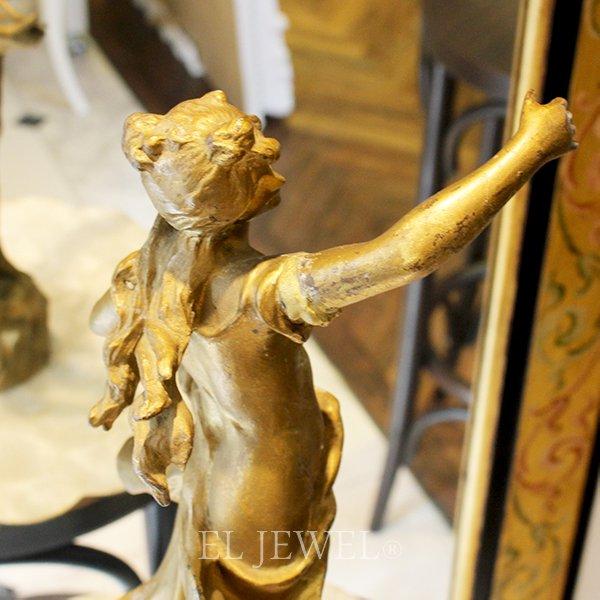 【即納可!】【限定品!1点もの】 フランス・女神のスタチュー