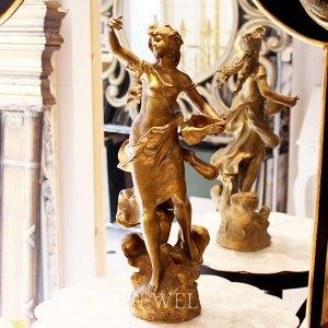 <b>【即納可!】【限定品!1点もの】</b>フランス・女神のスタチュー