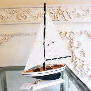 <b>【即納可!】</b>【アメリカ-ZODAX】ミロスホワイトセイルボート ホワイト