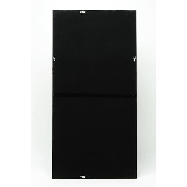【入荷未定】 アンティーク調 立掛けミラー・アンティークシルバー(W90×H180cm)