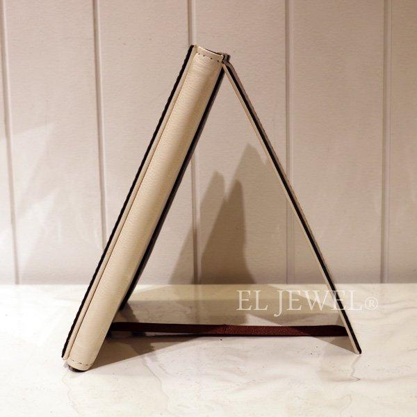 【即納可!】 アンティーク調ブック型ミラー 「シャーロックホームズ・ハンドブック」