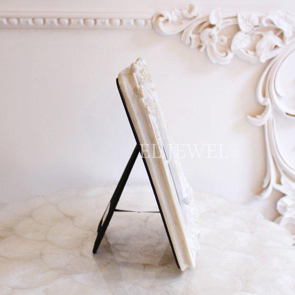 【オランダ-Dutch Style】 アンティーク調フォトフレーム(H20.5×W15cm)