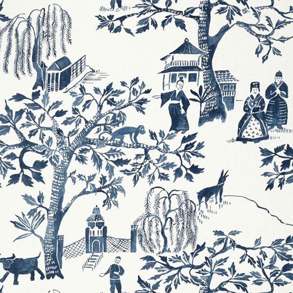 ≪国内在庫品≫輸入壁紙【ANNA FRENCH SELECTION】ANNA FRENCH イギリス(69cm巾×10m巻)