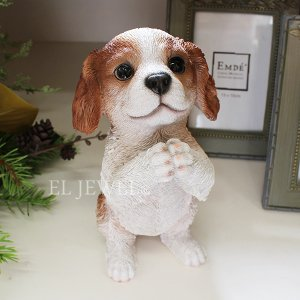 <b>【即納可!】</b>子犬のオブジェ♪ちょーだいキャバリア(H22cm)<img class='new_mark_img2' src='//img.shop-pro.jp/img/new/icons1.gif' style='border:none;display:inline;margin:0px;padding:0px;width:auto;' />
