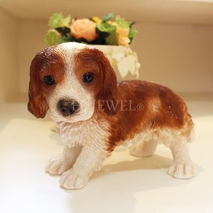 <b>【即納可!】</b>子犬のオブジェ♪キャバリア(H12cm)<img class='new_mark_img2' src='//img.shop-pro.jp/img/new/icons1.gif' style='border:none;display:inline;margin:0px;padding:0px;width:auto;' />