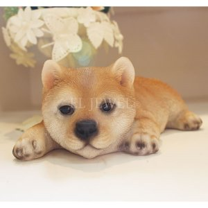 <b>【入荷未定】</b>子犬のオブジェ♪うたたね柴(W21cm)<img class='new_mark_img2' src='https://img.shop-pro.jp/img/new/icons47.gif' style='border:none;display:inline;margin:0px;padding:0px;width:auto;' />