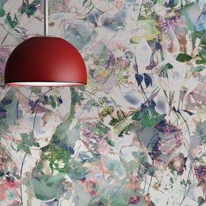 ≪国内在庫品≫輸入壁紙<b>【CLOSET】</b>LIGHT CUBE 日本(92cm巾×10.5m巻)