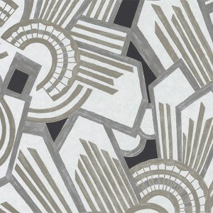 ≪国内在庫品≫輸入壁紙<b>【ESPOIR NEW AGE】</b>CASAMANCE フランス(52cm巾×10m巻)