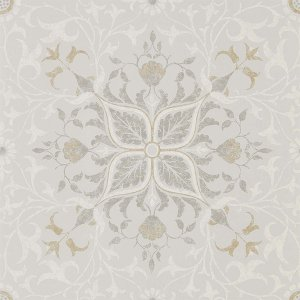 輸入壁紙<b>【PURE WALLPAPERS】</b>PURE MORRIS イギリス「Pure Net Ceiling」(68.6cm巾×10m巻)