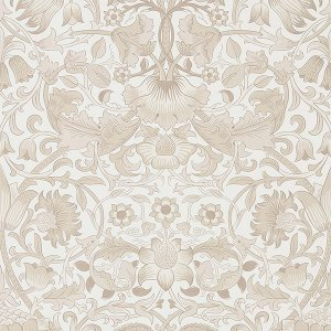 輸入壁紙<b>【PURE WALLPAPERS】</b>PURE MORRIS イギリス「Pure Lodden」(68.6cm巾×10m巻)