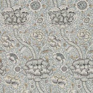 輸入壁紙<b>【MORRIS ARCHIVE IV】</b>MORRIS&Co. イギリス「Wandle」(68.6cm巾×10m巻)