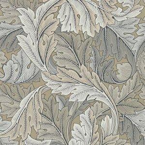 輸入壁紙<b>【MORRIS ARCHIVE IV】</b>MORRIS&Co. イギリス「Acanthus」(52cm巾×10m巻)