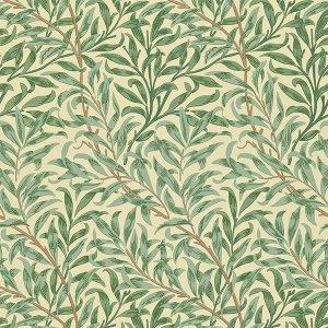 輸入壁紙<b>【MORRIS VOLUME I】</b>MORRIS&Co. イギリス「Willow Boughs」(52cm巾×10m巻)