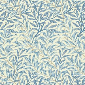 輸入壁紙<b>【MORRIS VOLUME I】</b>MORRIS&Co. イギリス「Willow Boughs」(52cm巾×10m巻)