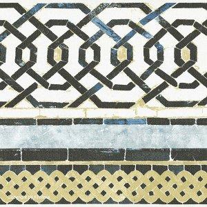 輸入壁紙<b>【AIDA】</b>KHR&#212;MA ベルギー「Rania」(25.5cm巾×5m巻)