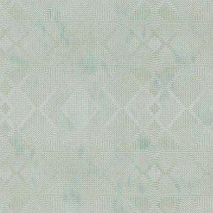 輸入壁紙<b>【AQUA】</b>KHR&#212;MA ベルギー「Cally」(53cm巾×10m巻)
