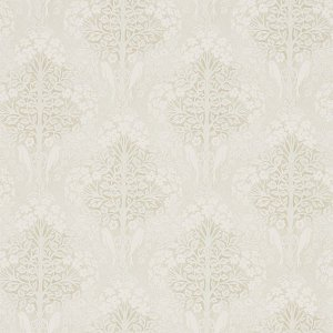 輸入壁紙<b>【CHISWICK GROVE WALLPAPERS】</b>Sanderson 英国「Lerena」(68.6cm巾×10m巻)