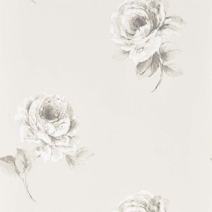 輸入壁紙<b>【WATERPERRY WALLPAPERS】</b>Sanderson 英国「Rosa」(68.6cm巾×10m巻)