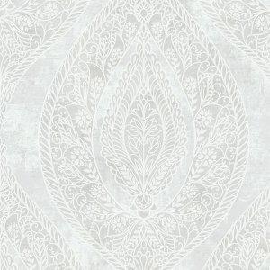 ≪国内在庫品≫輸入壁紙<b>【ESPOIR NEW AGE】</b>WALLQUEST アメリカ(69cm巾×8.2m巻)