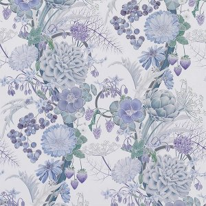輸入壁紙<b>【MANAROLA WALLPAPERS】</b>OSBORNE&LITTLE 英国「Carlotta」(68.5cm巾×10m巻)