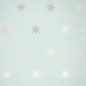 輸入壁紙<b>【WALLPAPER ALBUM 7】</b>OSBORNE&LITTLE 英国「Coronata Star」(68.5cm巾×10m巻)