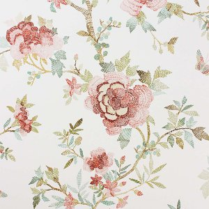 輸入壁紙<b>【COROMANDEL WALLPAPERS】</b>Nina Campbell 英国「Perdana」(52cm巾×10m巻)