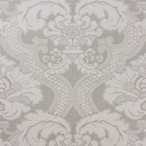 輸入壁紙<b>【COROMANDEL WALLPAPERS】</b>Nina Campbell 英国「Meredith」(52cm巾×10m巻)