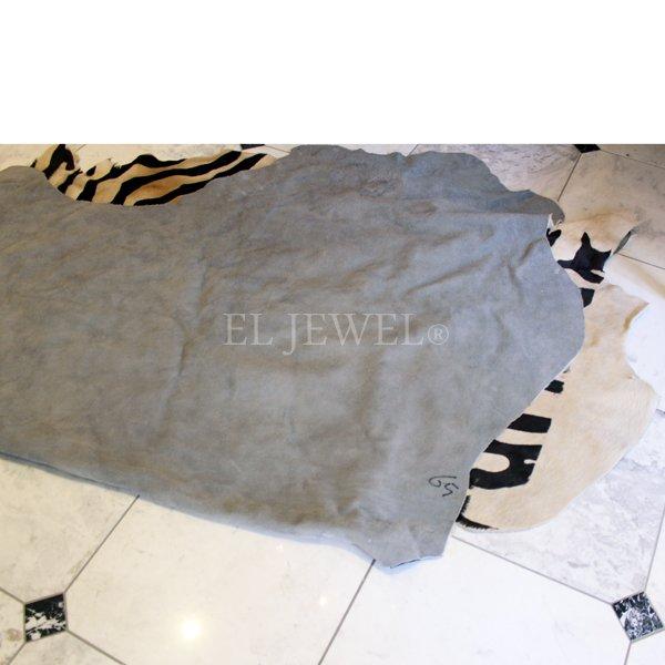 【アウトレット品】大判ハラコ・ラグ(シマウマ柄)約250×220cm