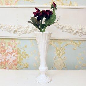 【即納可!】【フラワーベース】花器「Releve-ルルベ」(H24cm)マットホワイト