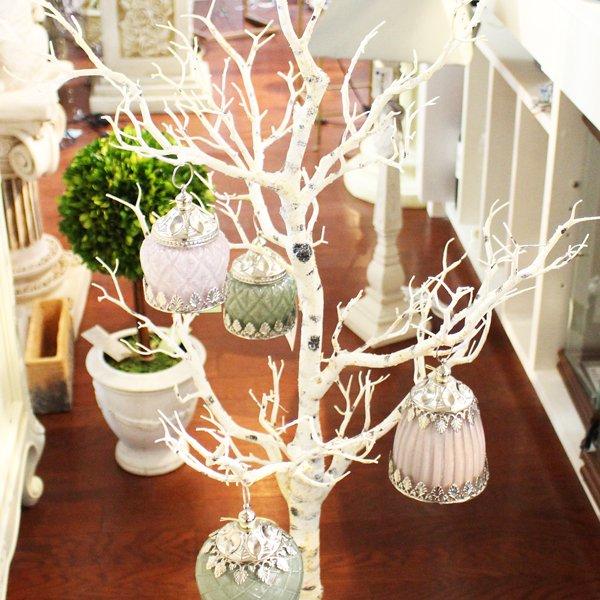【即納可!】 ホワイトバーチウッドツリー(H120cm)