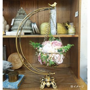 <b>【即納可!】</b>バードハンギングプランタースタンド(H56cm)<img class='new_mark_img2' src='https://img.shop-pro.jp/img/new/icons1.gif' style='border:none;display:inline;margin:0px;padding:0px;width:auto;' />