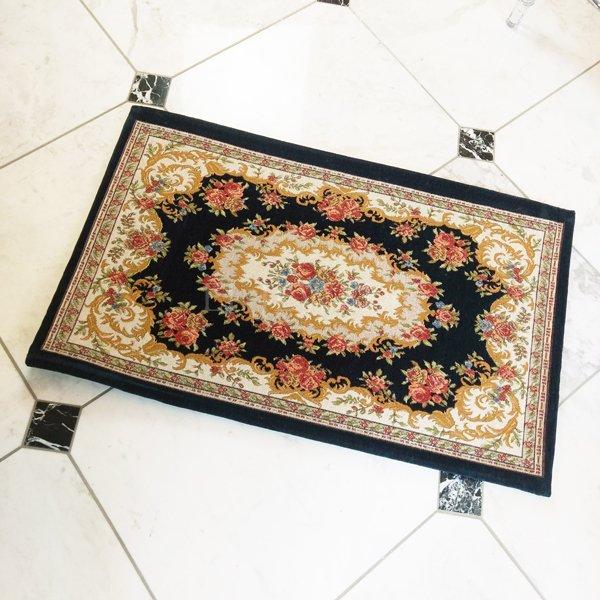 ロゴブラン織マットレス(45×75cm)4色
