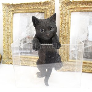 <b>【即納可!】</b>アニマルオブジェ・ハンギングキャット・黒猫<img class='new_mark_img2' src='https://img.shop-pro.jp/img/new/icons1.gif' style='border:none;display:inline;margin:0px;padding:0px;width:auto;' />