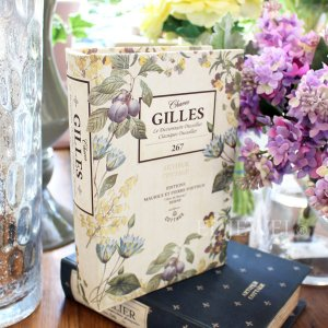 <b>【入荷未定】</b>ブック型BOX「GILLES」(14.5×21×5cm)<img class='new_mark_img2' src='https://img.shop-pro.jp/img/new/icons47.gif' style='border:none;display:inline;margin:0px;padding:0px;width:auto;' />