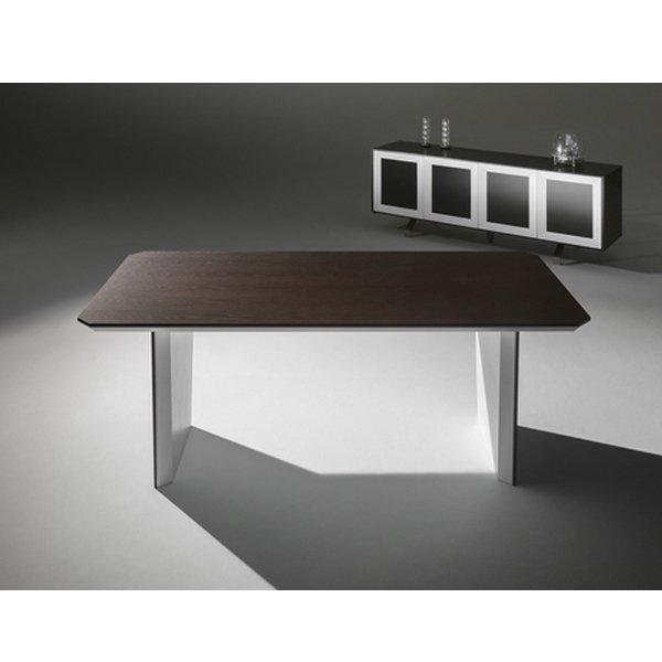 国産・高級家具【ナイン】 ダイニングテーブル1800(W180×D85×H72cm)