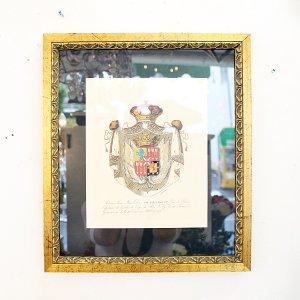 【即納可!】【Dutch Style-オランダ】インテリア額絵(39×34×2cm)