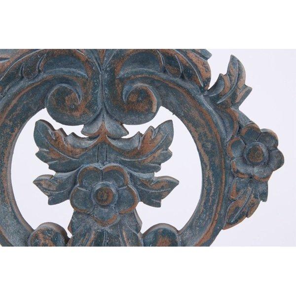 【即納可!】【Dutch Style-オランダ】アンティーク調スタンドデコ(33×20×9.5 cm)