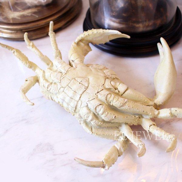 【完売】【Dutch Style-オランダ】蟹のオブジェ(30×22 cm)