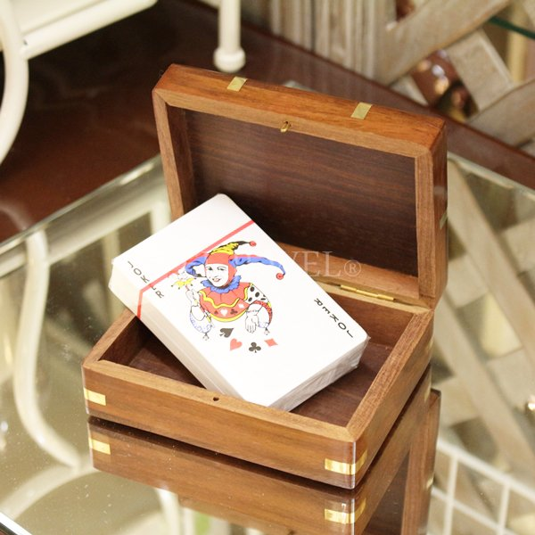【即納可!】トランプ箱入り(W12.5cm)