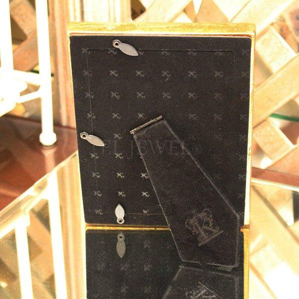 【即納可!】アンティーク調フォトフレーム・ゴールド(W13.4×H18.3cm)