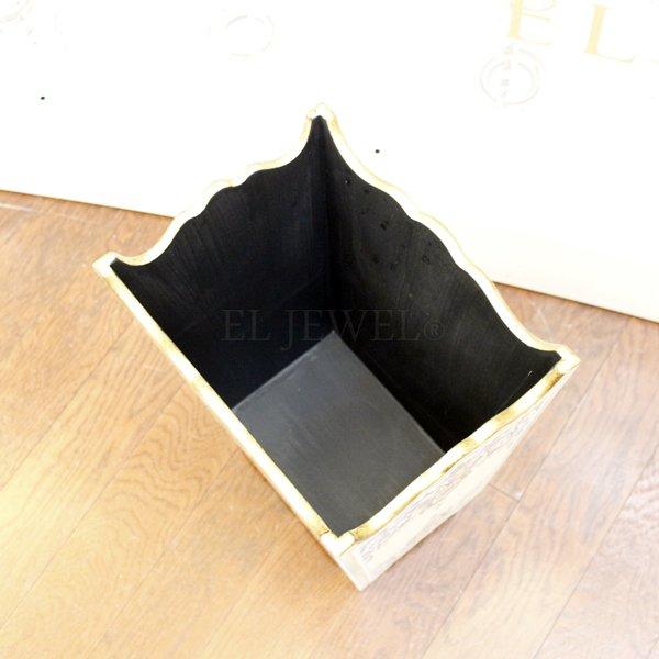 【即納可!】ベルサイユダストボックス(H30cm)