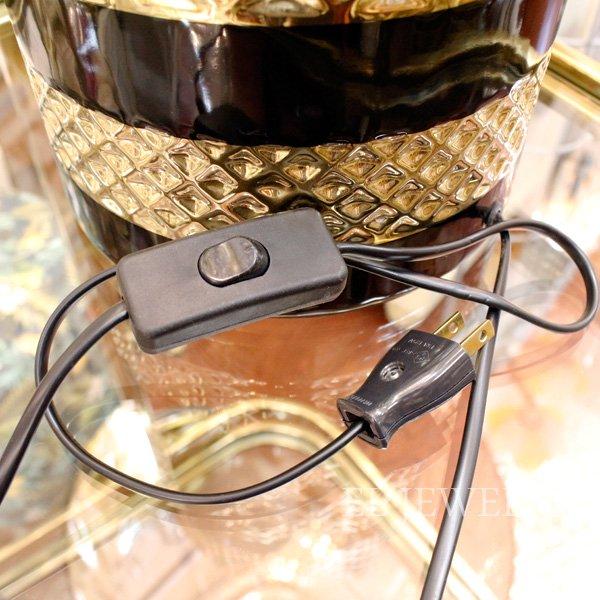 オランダ【Richmond Interiors】デザインテーブルランプ「Adeline」 1灯(Φ390×H640mm)