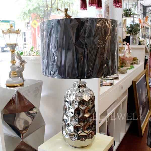 【即納可!】【Richmond Interiors】オランダ・デザインテーブルランプ「Lois」 1灯(Φ390×H650mm)