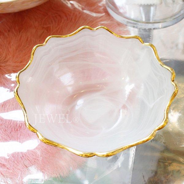【即納可!】トルコ製大理石調ガラスプレートセット「DEKOR CAM」